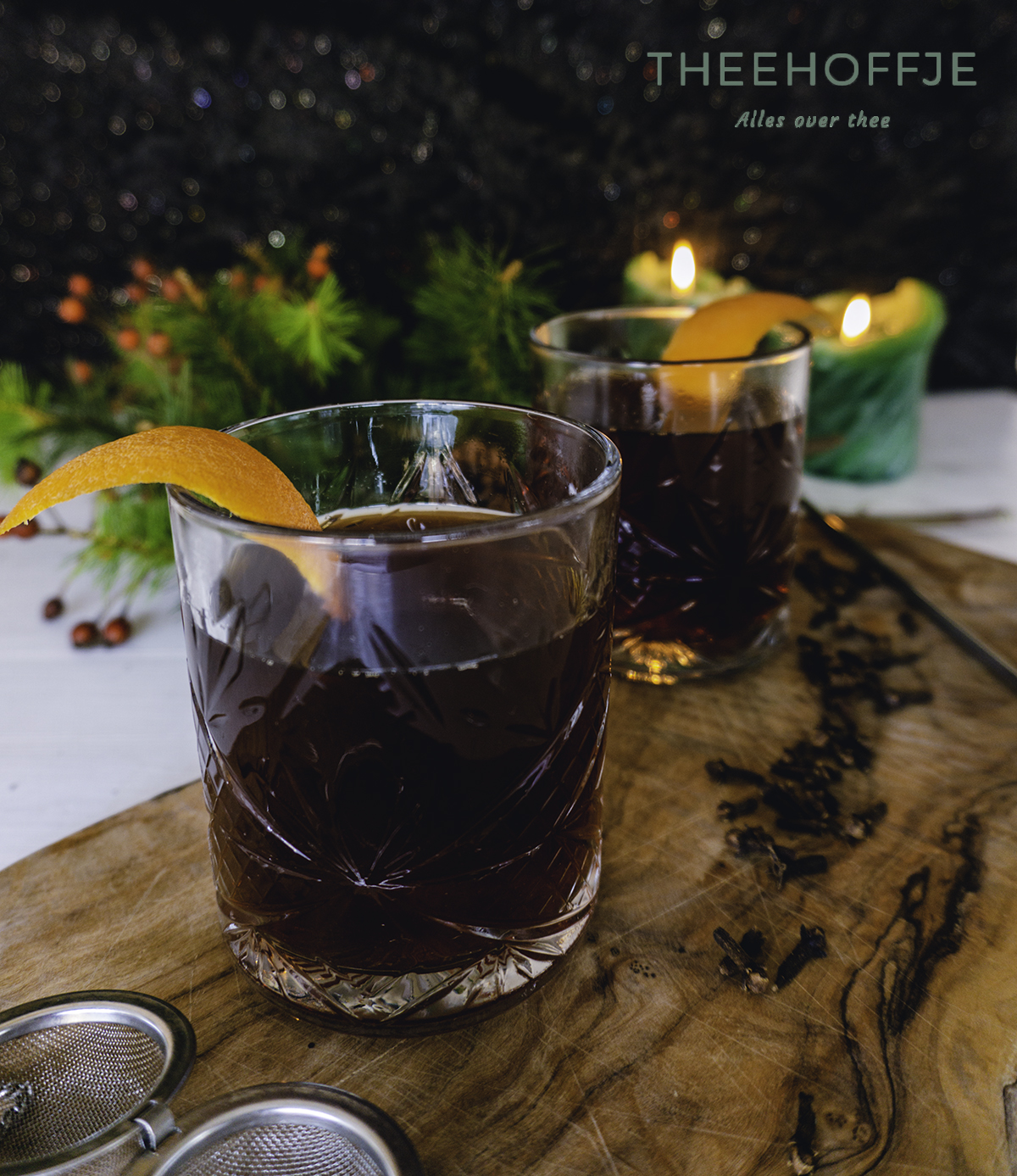Russiche Earl Grey Cocktail Theehoffje