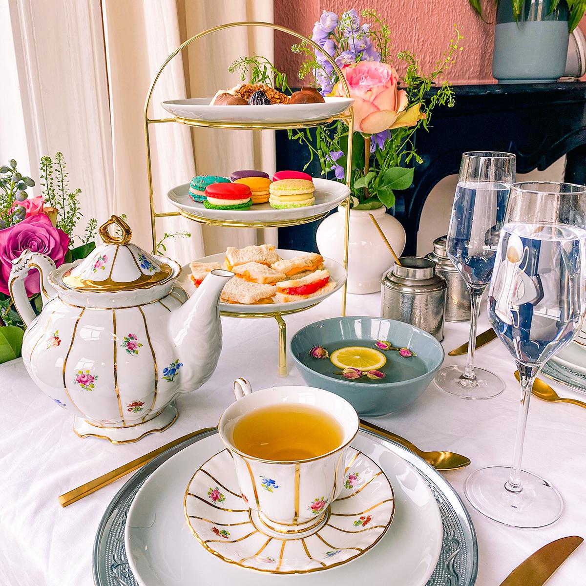 High Tea Of Afternoon Tea?